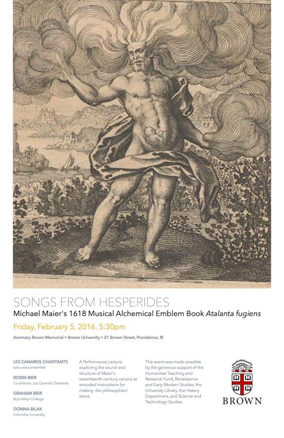 Atalanta poster
